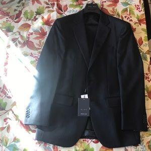 Arturo Calle Blue Suit